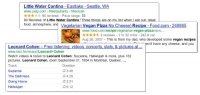 Rich Snippets durch Microformate