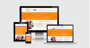 Mobilansicht Responsive Webdesign Stephan Roth Schule…