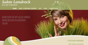 Salon Landrock…