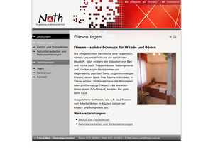 Webdesign Francis Noth nahe Reichenbach…