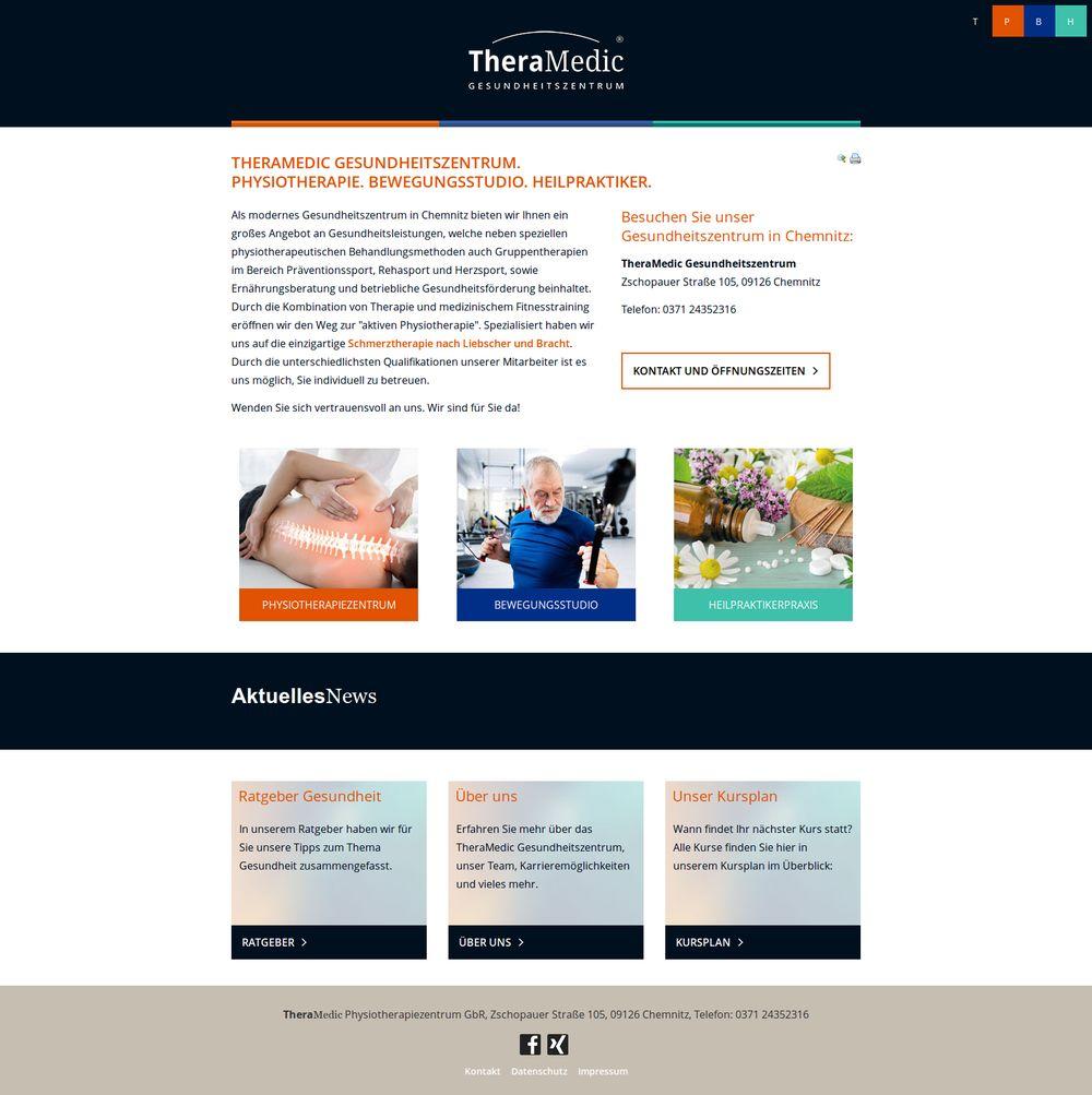 Daten-Webseiten für Ärzte